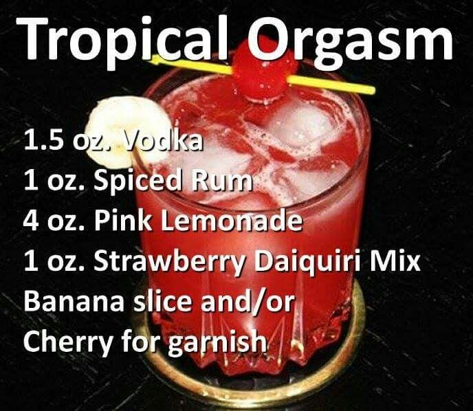 Tropical Orgasm