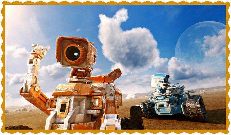 """""""PLANET UNKNOWN"""" VALORES: ECOLOGISMO, SOSTENIBILIDAD. https://vimeo.com/album/2298055/video/183577091 Cortometraje ambientado Al final del siglo XXI, e inspirado en películas como Interestellar o Wally, donde la humanidad se enfrenta el agotamiento de sus recursos. Distintos Rovers fueron enviados para encontrar posibles planetas habitables."""