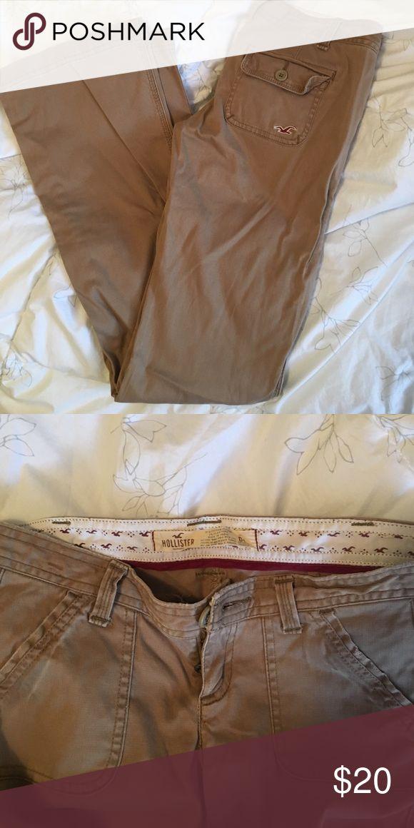 Hollister pants Hollister pants, Barely worn Hollister Pants Trousers