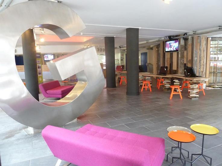 Generator Hostel Dublin #dublin #cinemahostels