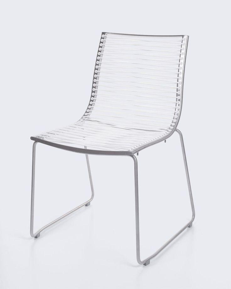 Gartenstuhl Pan Weiß: Garpa Gartenmöbel Shop   Pan Stuhl Weiß