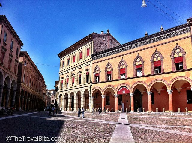 """Porticoes Of Bologna"" by @Rachelle Lucas"