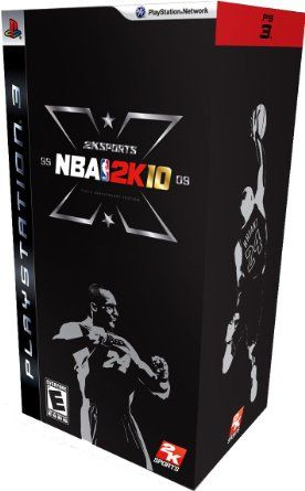 NBA 2K10 is ready to tip off another championship season. NBA 2K9 , the #1 selling NBA video game set the standard for all basketball video games, and NBA 2K10 aims to surpass that that by delivering an even better basketball experience this year with all-new gameplay components, out-of-this-world graphics, even...