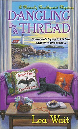 Dangling by a Thread (A Mainely Needlepoint Mystery) - Kindle edition by Lea Wait. Mystery, Thriller & Suspense Kindle eBooks @ Amazon.com.