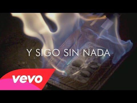 Dvicio - Nada (Lyric Video) ft. Leslie Grace - YouTube