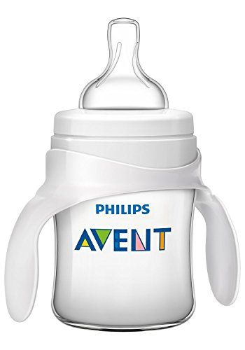Philips Avent SCF62502 Classic and Bottle To Cup Trainer Kit 4 months -- Find out more at the image link. #BottleFeeding