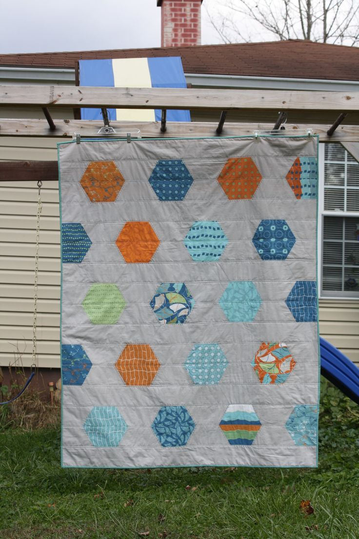 39 Best Images About Half Hexagon Quilt Ideas For Msqc
