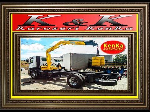 Harga Crane Hyva & Karoseri KenKa ( Mobil - Truck )