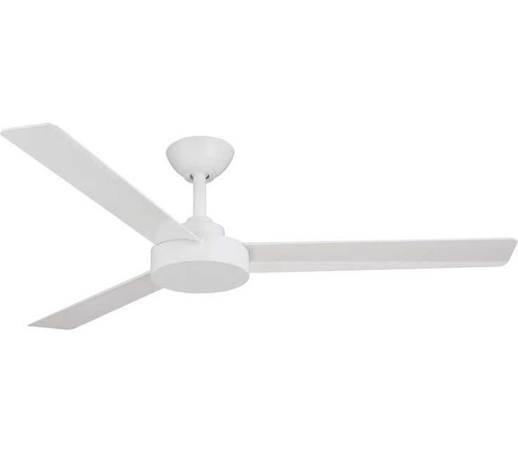 Minka-Aire F524-WHF Roto 52 Inch White Ceiling Fan - $159.95