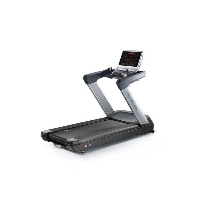 t8.7 Light Commercial Treadmill