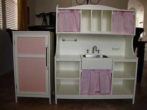 289 best Kids kitchens images on Pinterest | Play kitchens, Kid ...