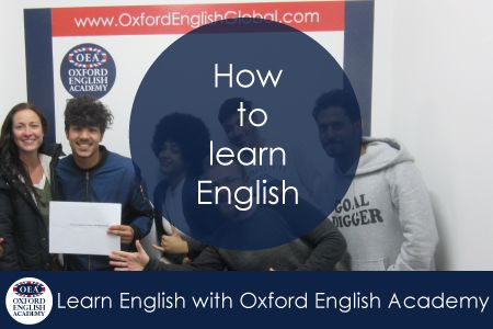 How to learn English quickly and easily is something that most students want to do. Everyone who sets out to learn something new wants to do so in the shortest amount of time and with the least amount of effort. English can be one of these skills, but you will have to make some time to practise every day.Click VISIT for more English learning hints and tips from the Oxford English Academy blog. #oxfordenglishacademy #learnenglish #englishschool #englishcourse #learnenglishcapetown
