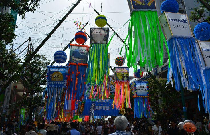 平塚七夕まつり 2016.7