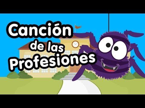 Las profesiones - Canciones infantiles - Doremila - YouTube