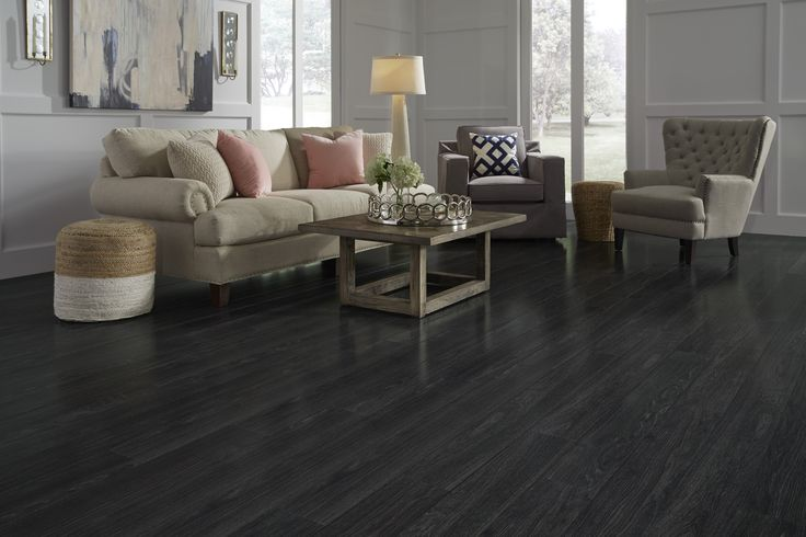 Rock creek charcoal a dream home laminate floors Casabella floors