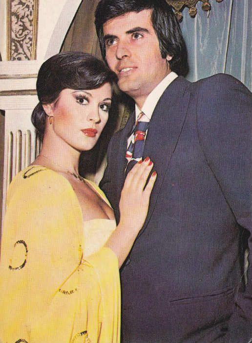Turkish celebrities ☪ Gülşen Bubikoğlu & Tarık Akan