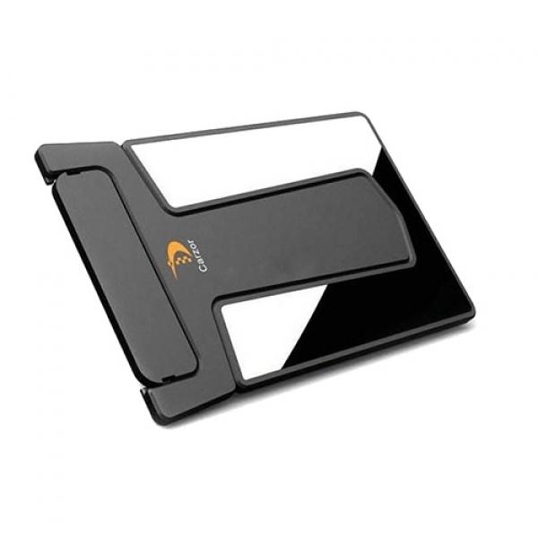 Máquinilla de Afeitar y espejo Tarjeta Crédito - PlanetBuy