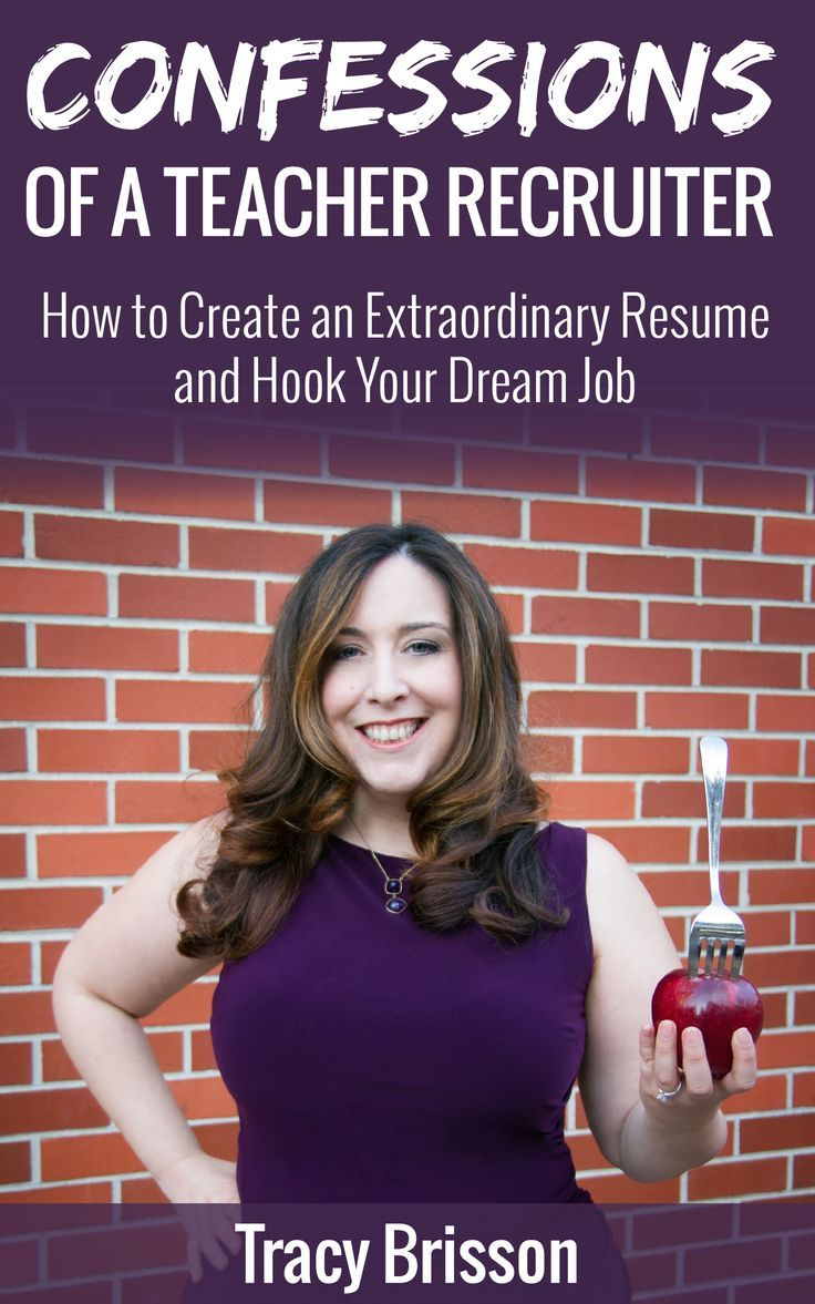 the 25 best teaching resume examples ideas on pinterest jobs