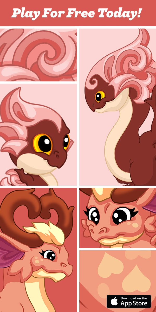 Hundreds of Epic, Rare, & Hybrid Dragons To Breed.�