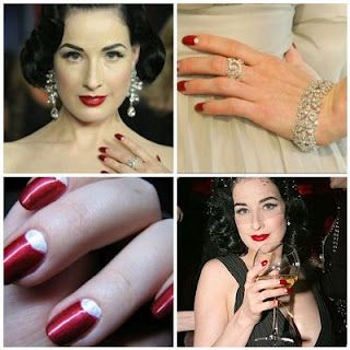 1920s nails