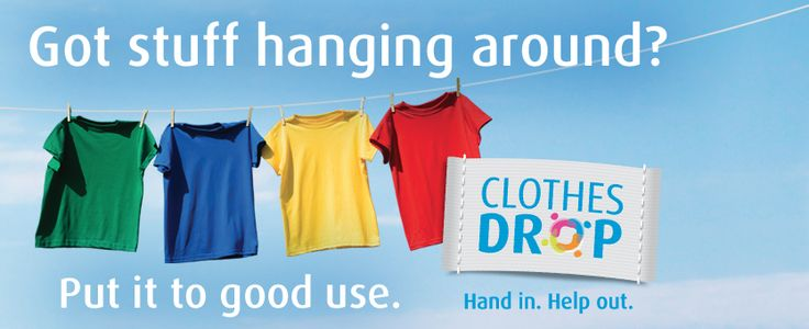 Clothes Drop bins; your donations, your community. | Inclusion BC