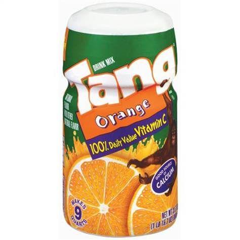 Tang! #90s #00s #memories #juice #mix #orange