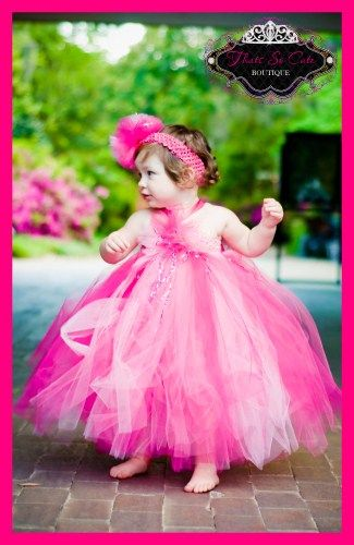 Image detail for -sparkle pinks tutu dress a fluffy boutique tutu dress is so cute for ...