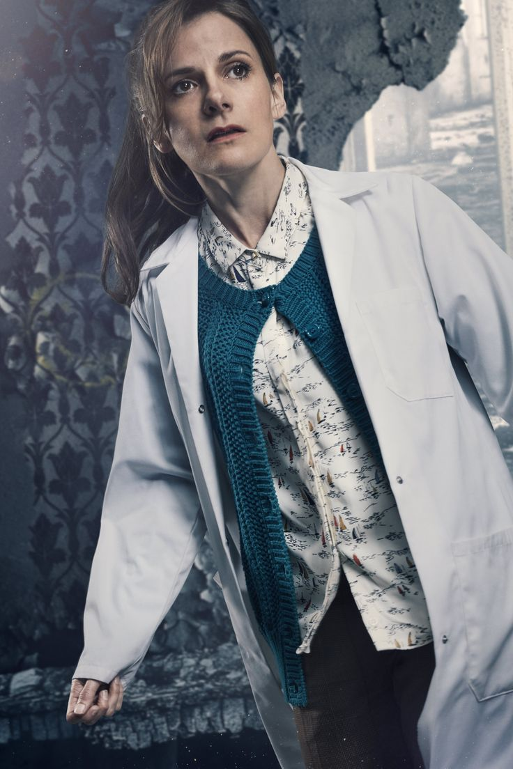 Sherlock S4 Promo Pictures. Love Molly's top!