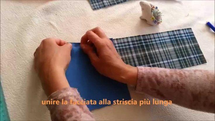 Tutorial di Cucito Creativo - La Casetta Fermaporta