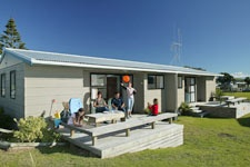 Holiday Units - Our Most Popular Accommodation! For a Family or A Couple's Getaway with an Ocean View! Papamoa Beach Resort, New Zealand