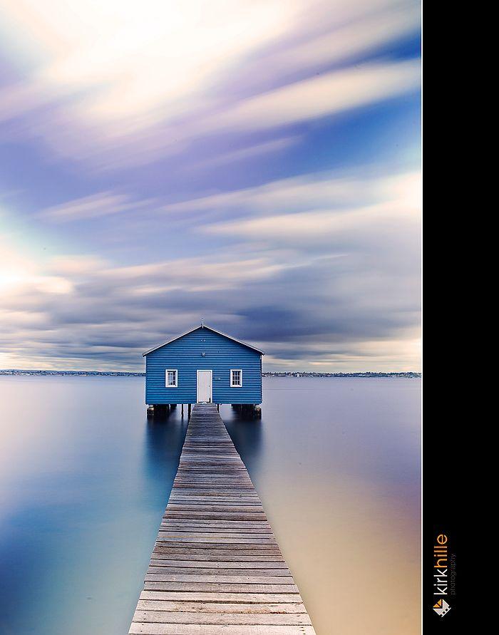 Matilda Bay Boat House by Furiousxr.deviantart.com . .  lovely. .  so serene!