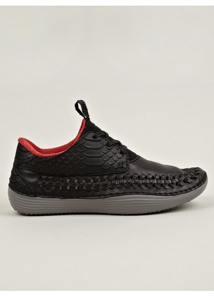 Nike Solarsoft Moccasin WOVEN Premium QS Sneakers