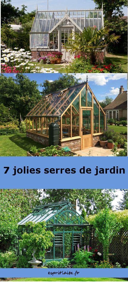 Choisir une serre de jardin | Jardin - Tableau collaboratif | Garden ...