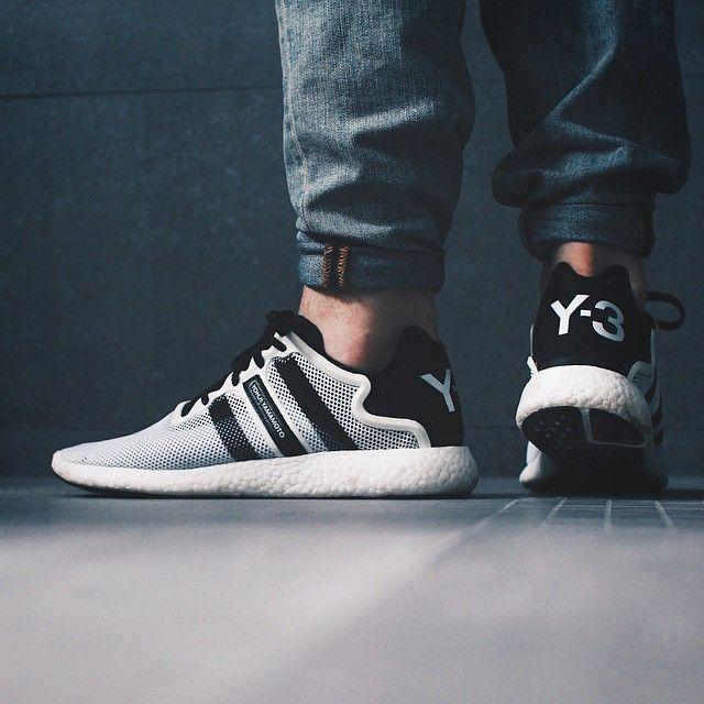 Adidas nmd runner triple nero y3
