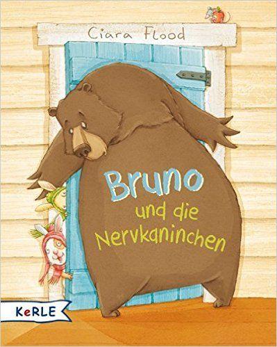 Bruno und die Nervkaninchen: Amazon.de: Ciara Flood, Anna Butte: Bücher