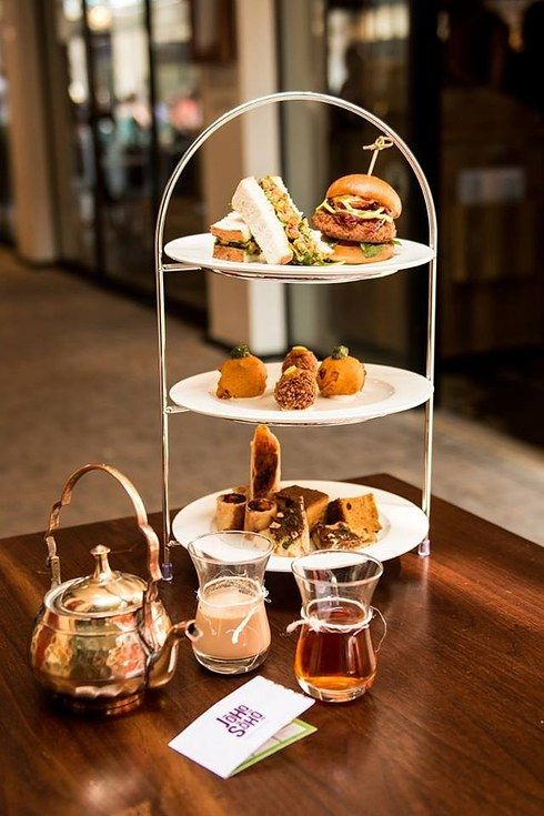 15 Dreamy Places For Afternoon Tea In London
