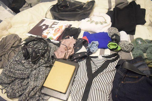 Packing for a weekend in Winnipeg | Janessa Mann