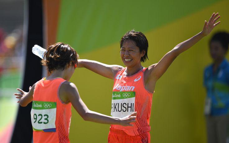 <五輪陸上>「マラソン出るもんだ、苦しいけど」福士14位 毎日新聞 #マラソン #リオ五輪