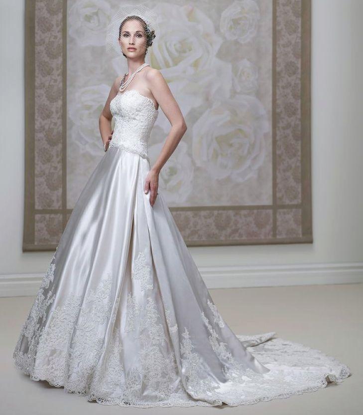 James Clifford Wedding Dresses - MODwedding