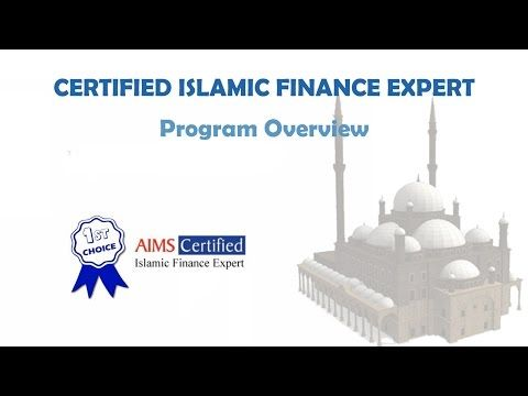 Islamic Finance Certification & Banking courses | AIMS UK