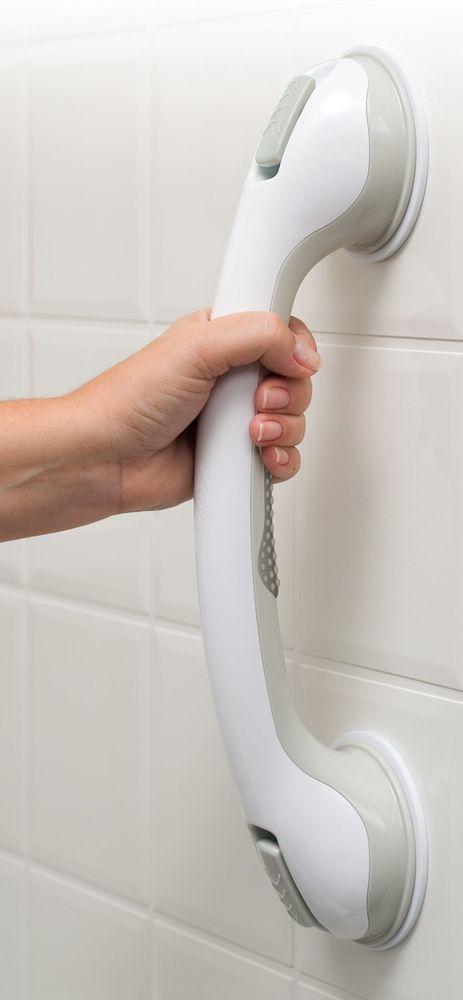 Best Bathroom Safety Ideas On Pinterest Shower Grab Bar Ada - Brushed nickel grab bars for bathrooms for bathroom decor ideas