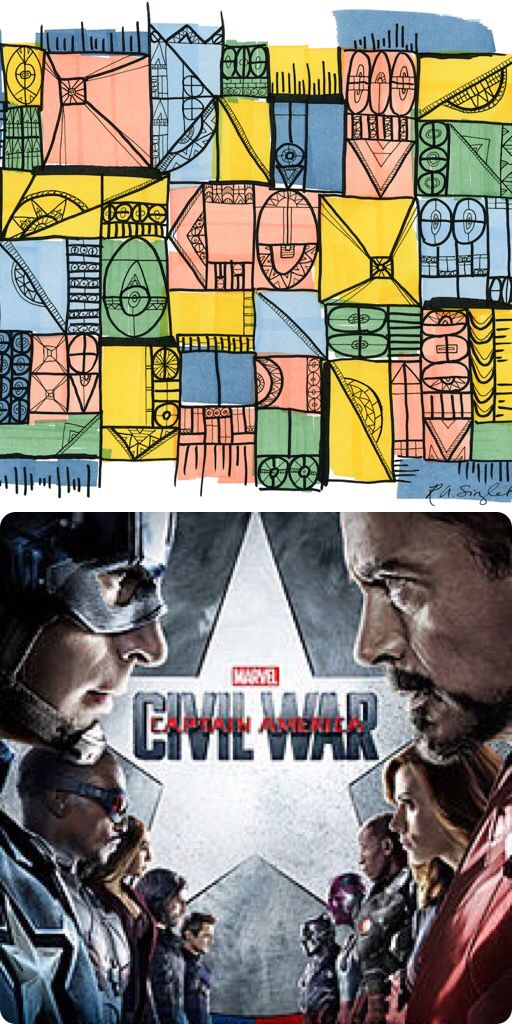Congrats to our artist, Amber Singleton whose artworks are featured in the latest mega movie, Captain America: Civil War. Come see her original artworks at Affordable Art Fair Hong Kong, Booth C12 this week starting on May 12. #art #movie #contemporaryart #originalart #hongkong #AAF16 #AAKHK #arthongkong