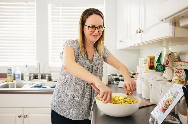 """I thought pasta salad sounded like a thing I should probably know how to make. The first recipe I looked at was easy—I mean, how can you mess it up? You make pasta, you chop some ingredients up, toss it all together, and add Italian dressing. It's so good and was an instant hit. The next barbecue I go to, I'm making it. It'll probably outshine the main course but I won't be sorry about it."" -Kim in Nashville"