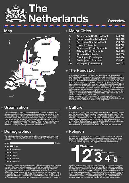 The Netherlands, via Flickr.