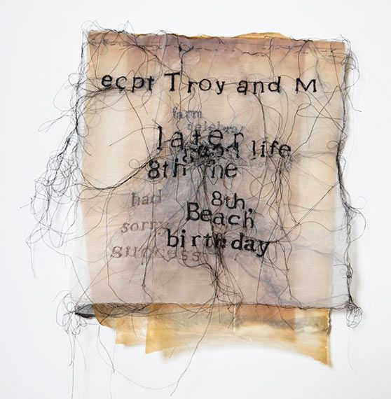 Except Troy -by Marianne McCraney