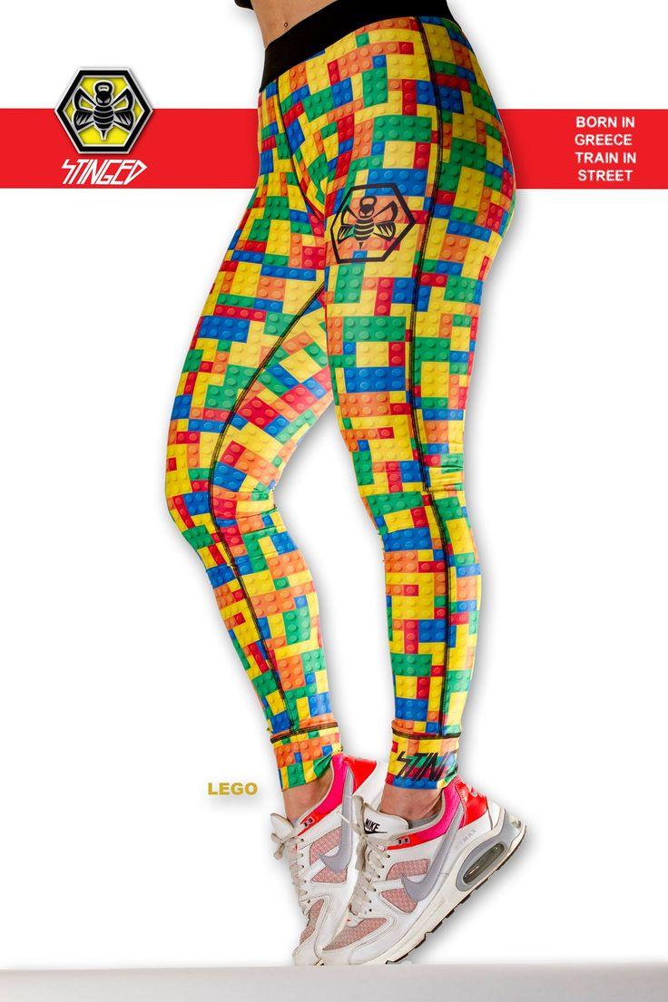 STINGED LEGO