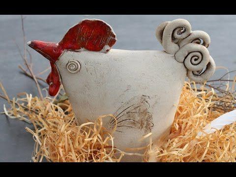 Keramik Hahn