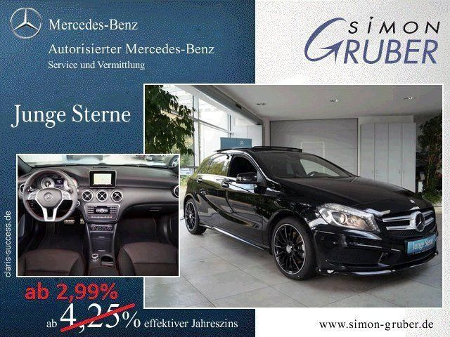 Mercedes-Benz A 250 AMG Sportpaket&Exclusiv Pano HarmanK ILS - 2