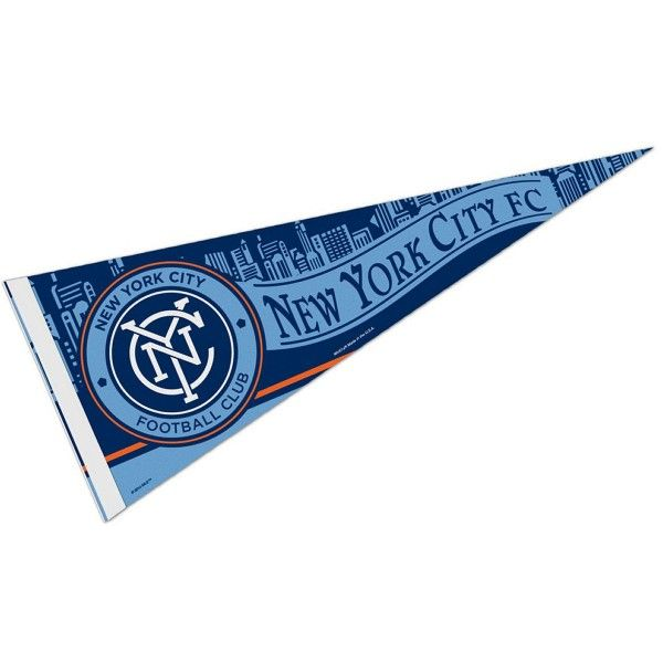 New York City FC Pennant