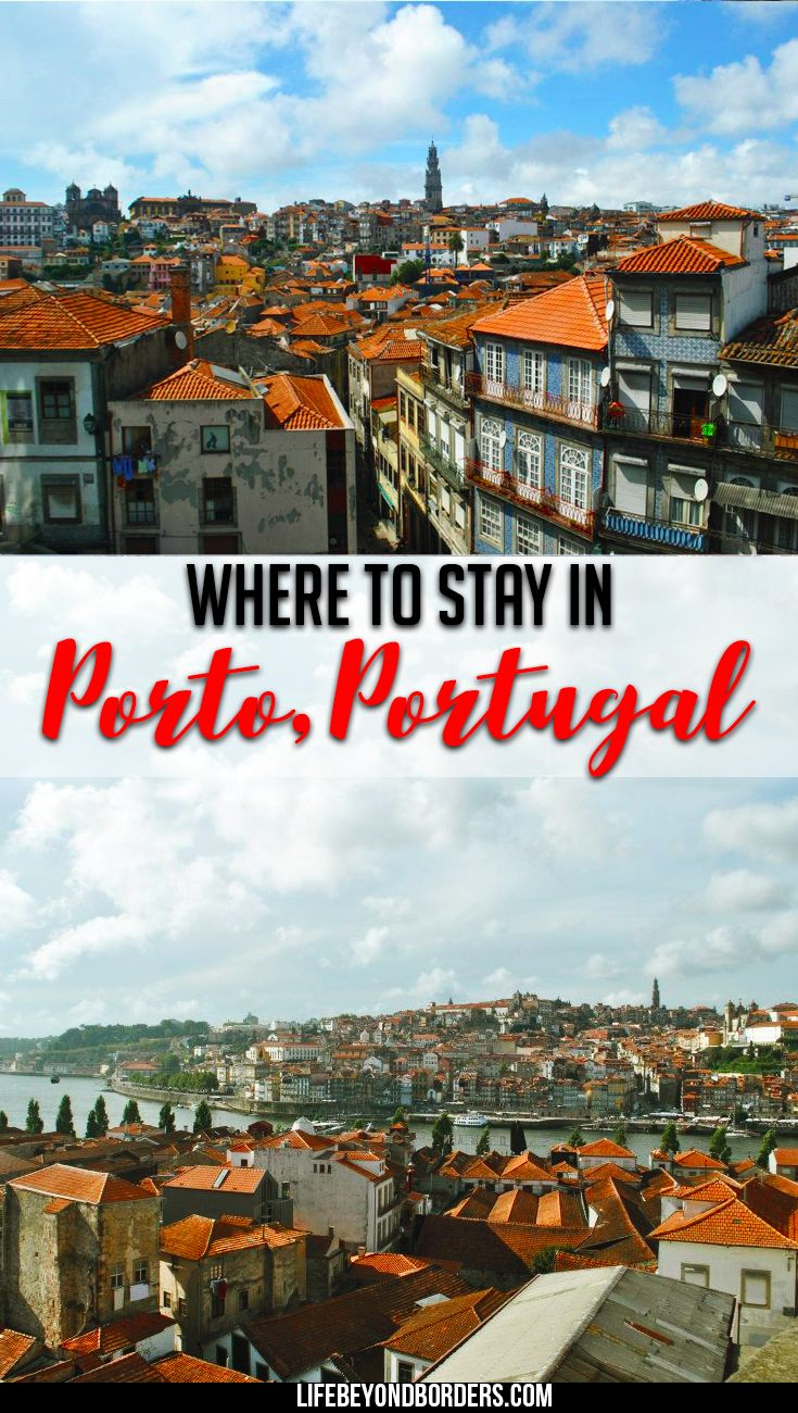 Discover places to stay in Porto, Portugal. Voted European City 2017